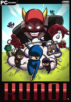 Kunoi is a runner, but not an endless runner. It takes game play mechanics from endless runners and combines them with elements from retro games The game play will feel familiar yet distinct with its difficulty and aesthetics.