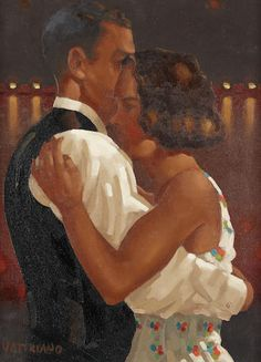Bonhams Fine Art Auctioneers & Valuers: auctioneers of art, pictures, collectables and motor cars Jack Vettriano, The Singing Butler, Michael Carter, Romance, Couple Art, Pulp Fiction, Art Gallery, Illustration Art, Dancing Couple