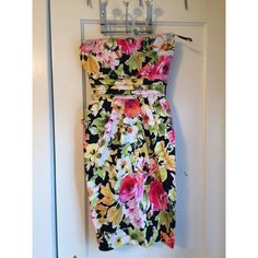 Hpfloral Dress With Pockets