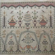 Embroidery, Quilts, Blanket, Rugs, Home Decor, Farmhouse Rugs, Needlepoint, Decoration Home, Room Decor