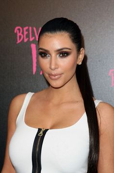 Kim Kardashian Photo - Belvedere IX Launch Party
