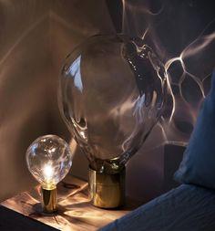 Ripple Light by Poetic Lab for Lobmeyr