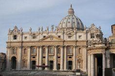 St. Peter's Basilica, Vatican City Rome Italy