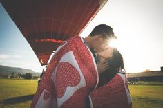 Hot Air Balloon Proposal Video. Damnit this has been my dream for soo long! He's good!