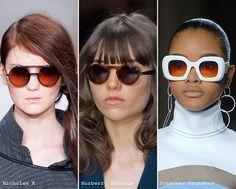 8ec138b88 Fall/ Winter 2015-2016 Eyewear Trends. Cool SunglassesTrending  SunglassesRound ...