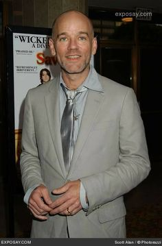 Michael Stipe. Love this man.