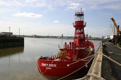 Lightship 93, London, UK