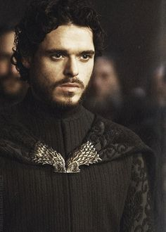 Robb Stark - Game of Thrones/Asoiaf (played by Richard Madden)
