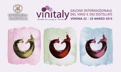 Vinitaly Verona 2015, 22 e 25 Marzo presso Fiera di Verona