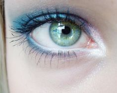 Blue Makeup Stock 3 by ~sasha-wolf-stock on deviantART