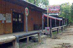 Bar at Love Valley