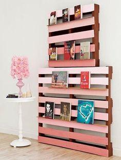 10 muebles con palets para decorar con estilo 6