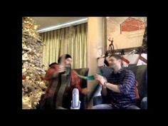 Jason Manns & Jensen Ackles - Christmas Eve Sing-a-long on StageIt - YouTube