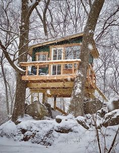 Building this treehouse has been a dream of mine since I first saw this spot on the property. I'm so excited about sharing it with guests and continuing to welcome cool people into our West Virginia community! I milled all the cedar siding and am milling some walnut for interior surfaces. Can't imagine not having the mill! Will & Sabrina @willbillys #treehouse #offgrid #shepherdstown #wv #westvirginia #tinyhouse #sawmill #diy #woodlandmills #tinyliving #airbnb #wvtourism #wvliving #hm130 Painting Galvanized Steel, Bandsaw Mill, Steel Channel, Water Drip, Cedar Siding, Interior Work, Air B And B, Building A Shed, Tiny Living