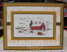 stampin up farm life - Google Search
