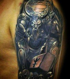 Viking Warrior Tattoo 70 viking tattoos for men - germanic norse . Maori Tattoos, Symbol Tattoos, Viking Tattoo Symbol, Ink Tattoos, Tattoo Drawings, Arm Tattoo, Warrior Tattoo Sleeve, Sleeve Tattoos, Viking Tattoos For Men