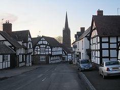 Weobley, Nr. Leominster, Herefordshire