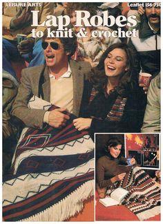 ➼ ➽ Colcha, Tapetes colo para tricô ou crochê 1979 Pardal -  /   ➼ ➽ Bedspread, rugs lap to knit or crochet 1979 Sparrow -