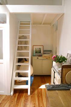 escalier mezzanine