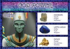 God Power: Osiris!