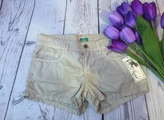 You can never say no to this  classic color shorts
