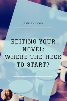 How to edit your novel like a professional. How editing your novel or creative story doesn't have to be hard. Get some ideas and inspiration here and learn what developmental editing and manuscript critiques are. For writers and authors.