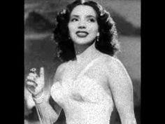 """Maria Victoria """"Es que te quiero tanto"""" (Mucho mucho mucho) (1952) - YouTube"""