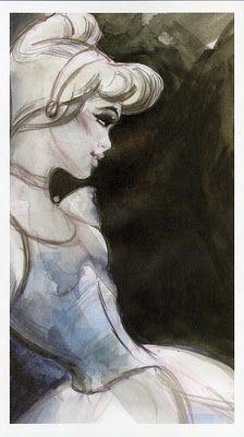 Artistic Cinderella