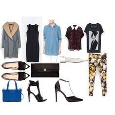 #zara #blogger #outfit #polyvore #mode #fashion #style #shoes #heels