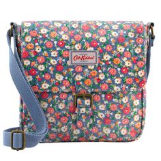 Meadow Ditsy Mini Satchel | Bags and Accessories | CathKidston