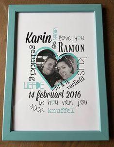 Nog op zoek naar een kerstkado voor familie en vrienden? Een persoonlijke print van Familieprints is altijd een succes!