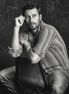 Matthias Schoenaerts para Men's Fashion Spring 2016 por Filip Van Roe