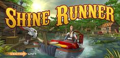 Shine Runner - Brilliant graphics right here, definitely give it a go!