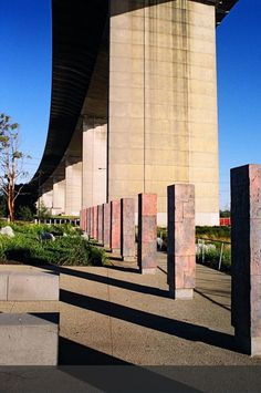 under the westgate bridge - Google Search Memorial Park, Skyscraper, Bridge, Multi Story Building, Australia, Google Search, Cemetery, Skyscrapers, Legs