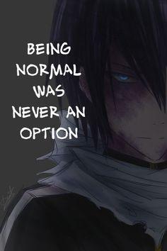 Sad yato dont worry u got me - Sahibz im not normal im otaku!