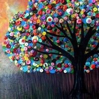 Button-tree! ;D