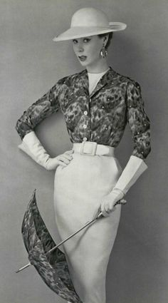 1953 Hubert de Givechy