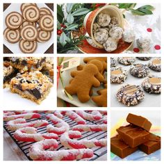 16 Sweet Treats for Your Christmas Cookie Tray  www.thekitchenismyplayground.com