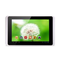 Ramos W28 7 Inch Tablet PC Dual Core  IPS Screen Android 4.0 16GB Camera White Color