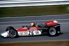 1972 GP Belgii (Vern Schuppan)BRM P153B