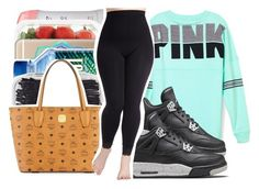 Untitled #114 by theoneandonlylexi on Polyvore featuring polyvore, fashion, style, Victoria's Secret PINK, MCM, Casetify, RéVive and Forever 21