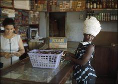 Ian Berry. SIERRA LEONE. 1970