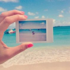 summer polaroids