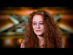Janet Devlin sings Can't Help Falling In Love  - The X Factor 2011 Live Show 2 - Girls