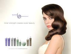 Eufora's amazing new product line, instant gratification to restore your hair to it's most pristine state.