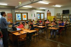 "https://flic.kr/p/qVM3PJ   A ""Europa vai à TUA Escola""   EB1/PE da Nazaré"