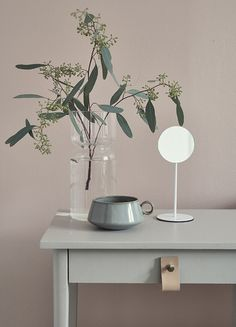 Eucalyptuszweige: Minimalismus pur!