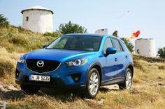 Mazda CX-5 Türkiye'de!