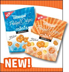 NEW guilt-free #snacks, #meatless finds & MORE! PIN!!