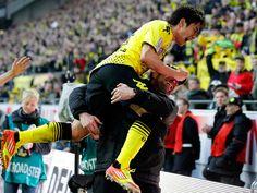 Borussia Dortmund  ,2011-2012 champ!!